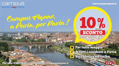 pavia eventi eventi e news cus aquae