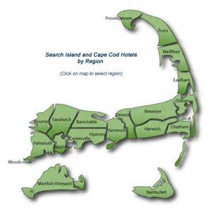 Provincetown Cape Cod - cape cod map town information