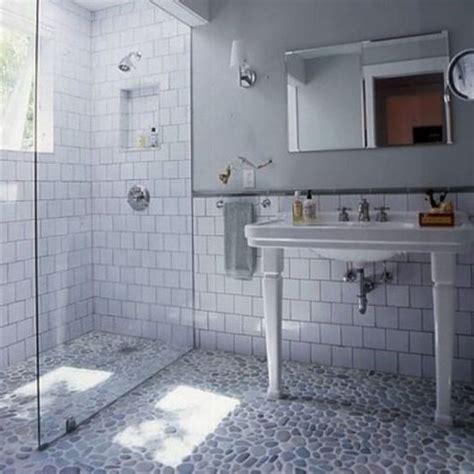 White Marble Subway Tile Bathroom by Bathroom Subway Tile Bathroom Walls Style Subway
