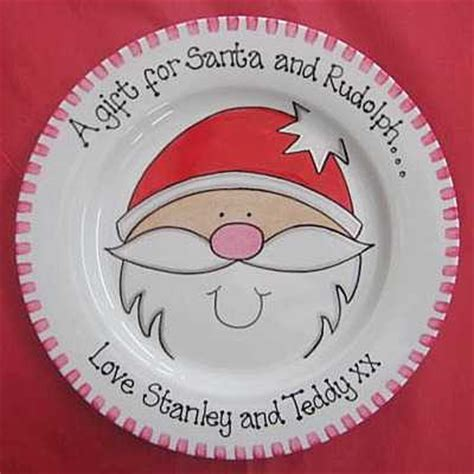 personalised mince pie plates bluebelle create