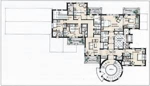 Spanish Colonial House Plans Dubai Villa Design Aesthetic Effect Llc