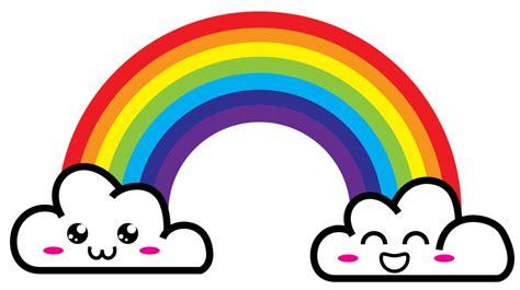 rainbow cloud cloud and rainbow by lethargiceye on deviantart