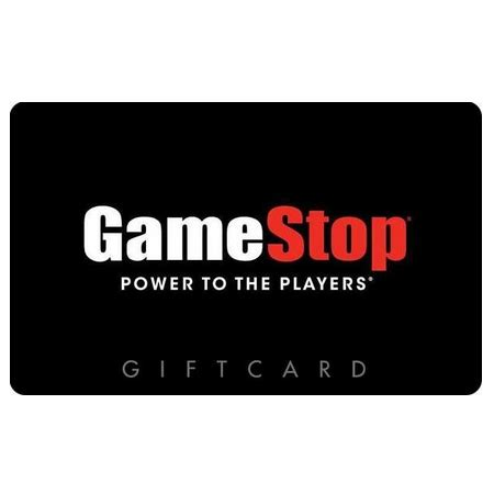 Game Shop Gift Card - 100 gamestop gift card 90 free s h mybargainbuddy com