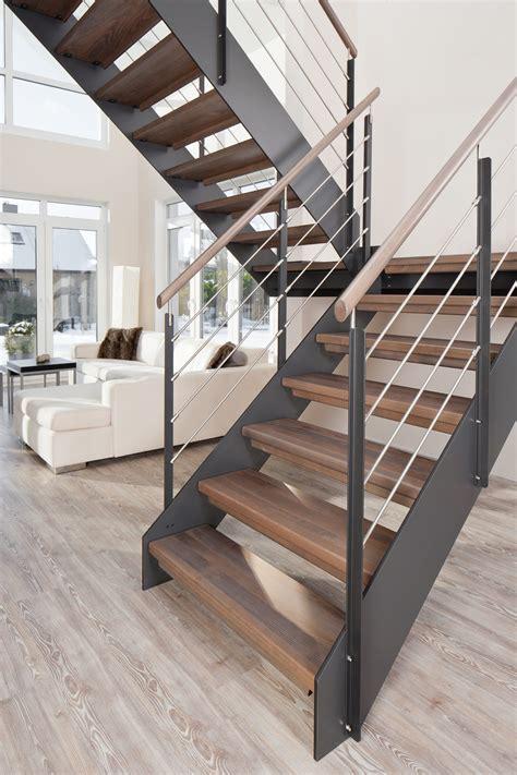 treppe stahlwange hpl treppe kaufen treppenhersteller treppenbau vo 223