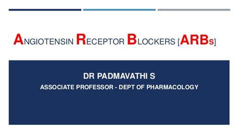 Blockers Name Change Angiotensin Receptor Blockers