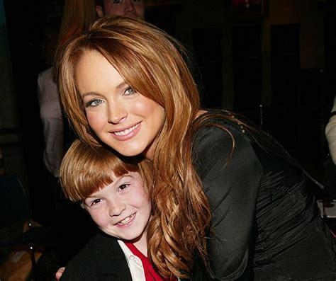 K Fed And Lindsay Lohan by Ele Cresceu Irm 227 O De Lindsay Lohan 233 Destaque Em Revista