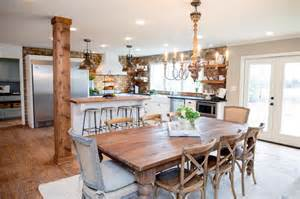 Fixer Uppers by Fixer Upper Kitchens Living And Dining Rooms 21 Favorites
