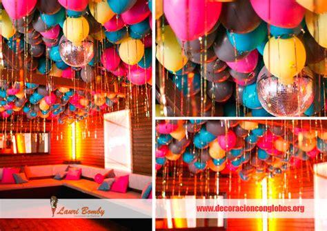 cuarto decorado con fotos y globos super ideas para decorar con globos tus cumplea 241 os