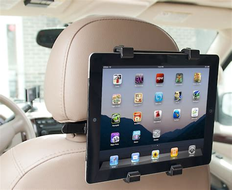 Holder Bracket Mobil Tablet Universal Car Headrest Mount Stand Keep Your Children Occupied While Travelling In The Car