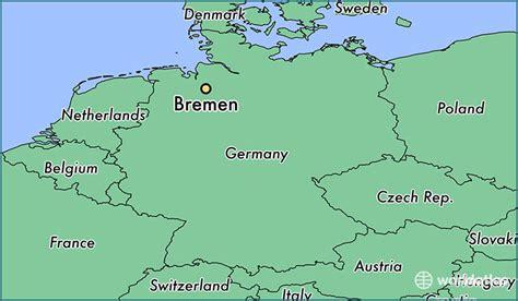 germany bremen map where is bremen germany bremen bremen map
