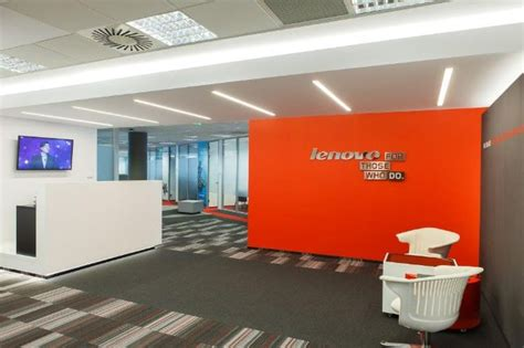 Lenovo Corporate Office by Lenovo Reaches 160 Employees In Romania To Bigger