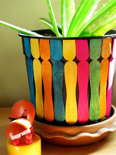 how to decorate a pot at home living in decor simple pot decoration
