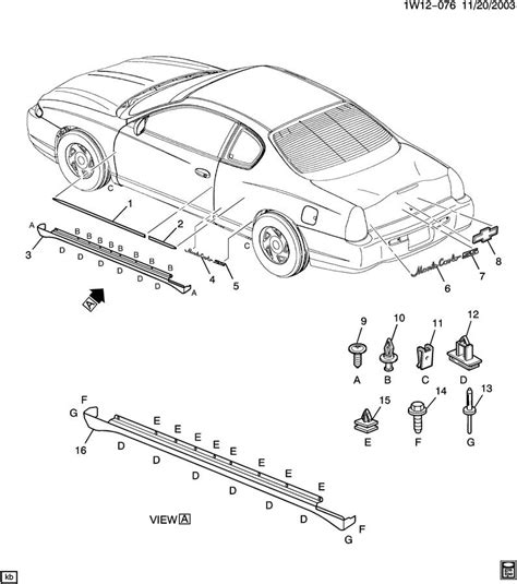free download parts manuals 2004 chevrolet monte carlo free book repair manuals 2003 chevy monte carlo diagram 2003 free engine image for user manual download