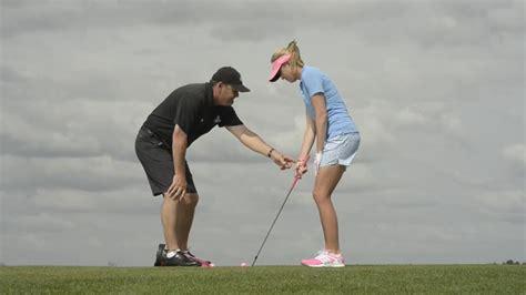 paula creamer golf swing watch approach shots paula creamer short game secrets