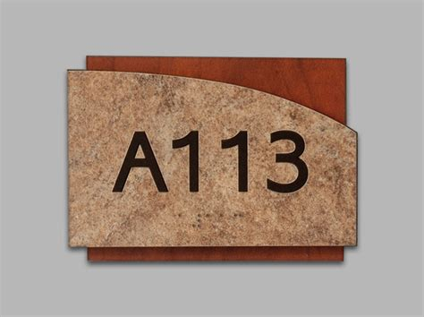 Room Number Signs by Room Number Signs Braille Inserts Erie Custom Signs
