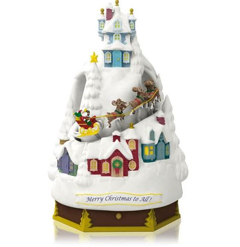2014 merry christmas to all hooked on hallmark ornaments