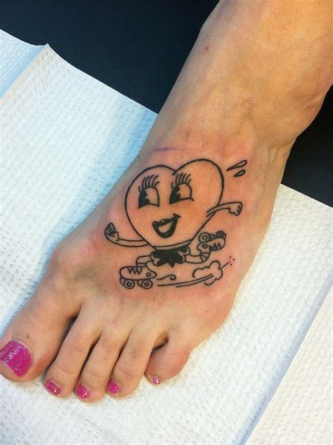 roller skate tattoo 28 best derby ink images on roller derby