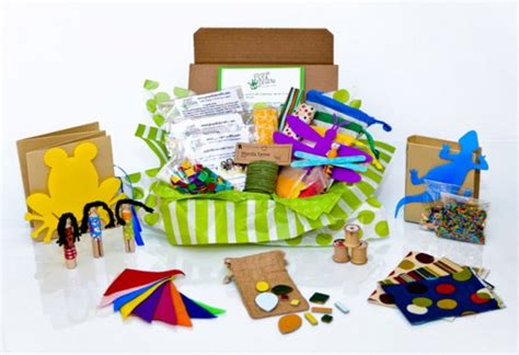 kid craft kit hello wonderful 6 eco friendly supplies for