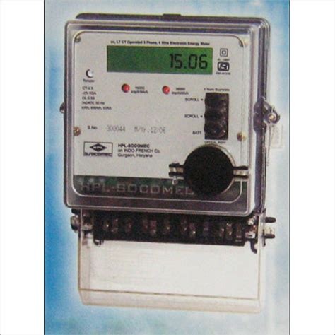 Per Meter Hpl Trivector Meter In Asaf Ali Road New Delhi Delhi India