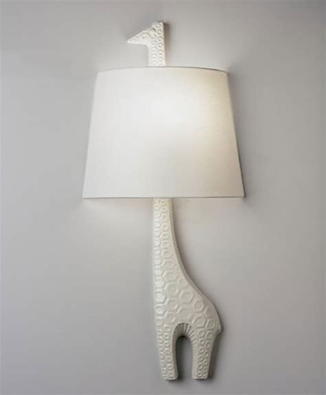 Jonathan Adler Giraffe Wall Sconce 20 Ideas To Decorate Your Children S Room Designer Daily Graphic And Web Design