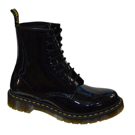 martens boots dr martens dr martens 1460 patent ler black n47