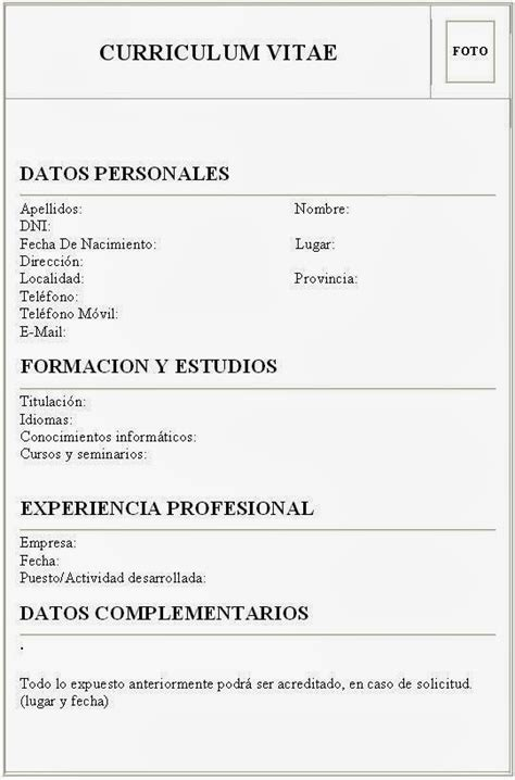 Modelo De Curriculum Vitae Persona Juridica Como Hacer Un Curriculum La Mujer