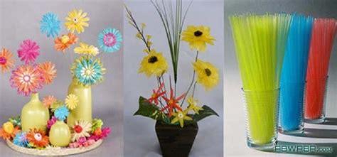 membuat kerajinan bunga dari sedotan 30 cara mudah membuat kerajinan tangan dari barang bekas