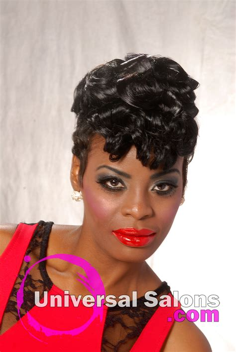 hairstylist in hton va specialize in short cut black women salons that specialize in short hair cuts universal