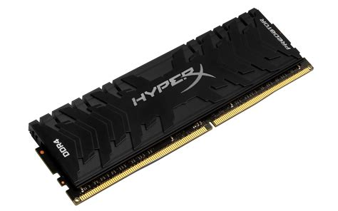 Memory Ddr4 4gb hyperx predator 8gb kit 2x4gb ddr4 3000mhz cl15 dimm black 8gb dimm memory components 2by2
