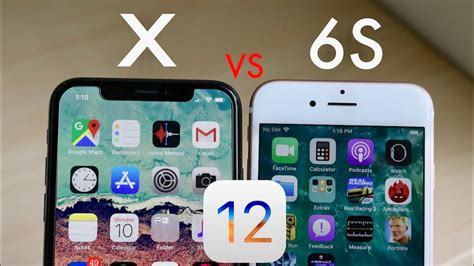 iphone   iphone   ios  speed comparison