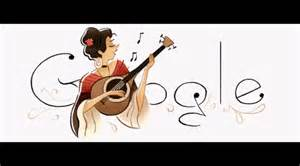 doodle do guitarra doodle do celebra a fundadora do fado m 250 sica s 225 bado