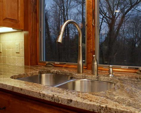 bloombety composite granite countertops by design faucet