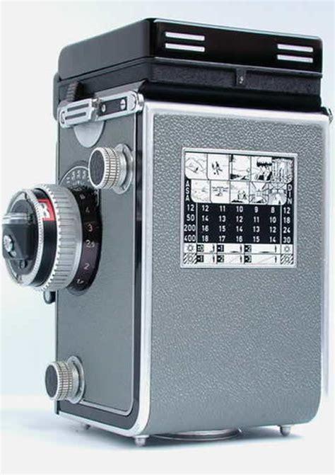 Rolleiflex T Type 1 Grey Maier rollei t1 gray back club rollei user