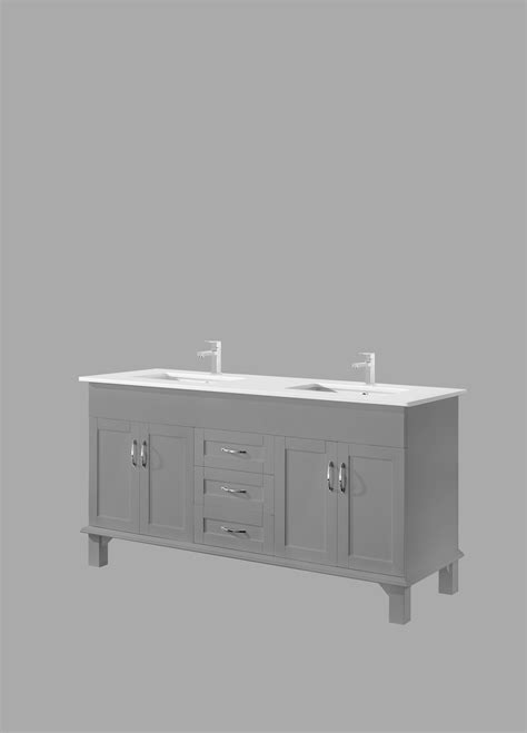 Bathroom Vanities California California Onyx 63 Inch Grey Vanity Ak Trading Home Options