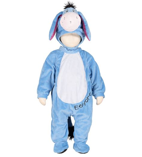 eeyore costume eeyore winnie the pooh hooded all in one costume truffleshuffle