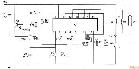 ozone disinfector 12 basic circuit circuit diagram