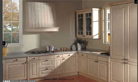 discount wood kitchen cabinets modular wooden cheap kitchen cabinet lh sw041 in kitchen