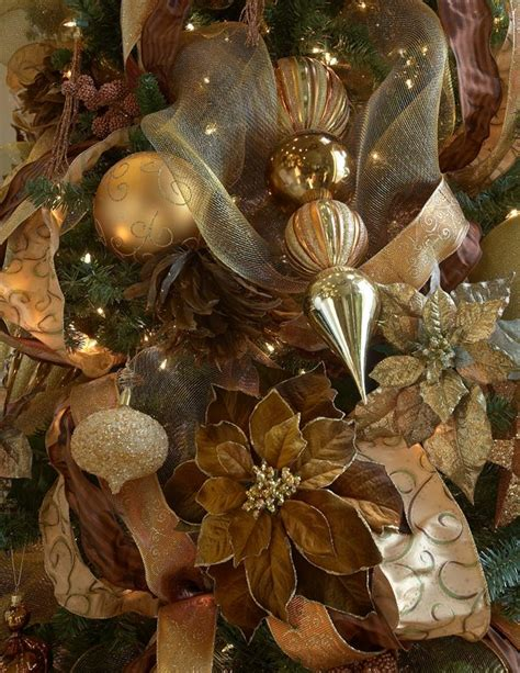 best 25 brown christmas decorations ideas on pinterest