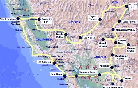 california map northern cities map of northern california cities map map of usa states