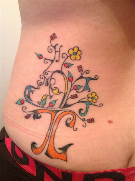 secret family tattoo verona family tree tattoo interesting but i would never get a