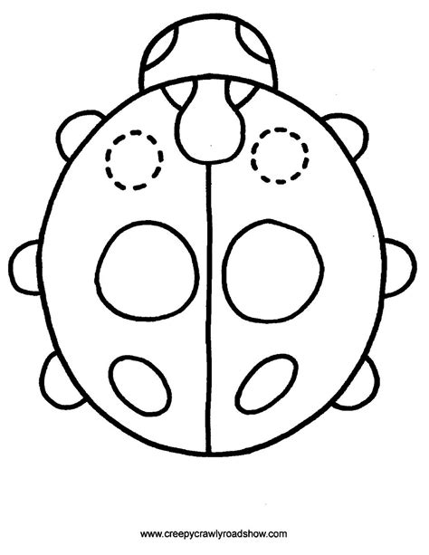 printable ladybird mask ladybird mask patterns templates pinterest origami