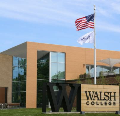 Walsh College Dual Mba Msf by Admissions Walsh College