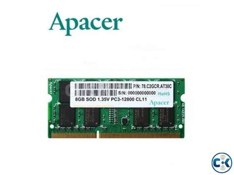 Ram Ddr3 Apacer apacer laptop ddr3 4gb ram clickbd