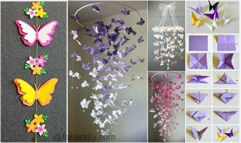 butterfly chandelier tutorial butterfly chandelier mobile diy tutorials