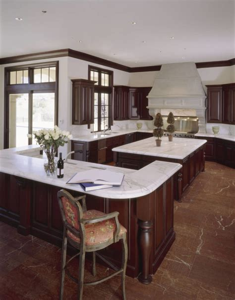 49 contemporary high end natural wood kitchen designs 36 marbled countertops to ignite your kitchen rev