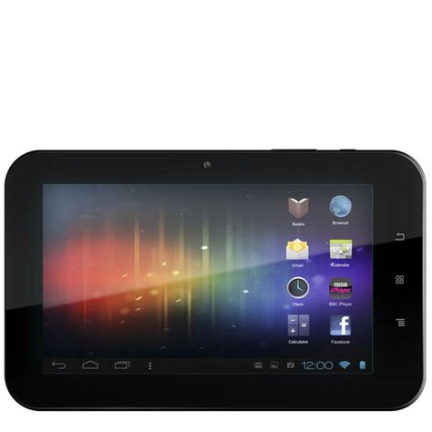 vs android tablet versus touchpad 7 inch 8gb android 4 0 tablet computing thehut