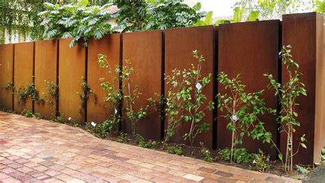Your Guide To Metal Fence Panels For Privacy And Safety Garden Wall Security
