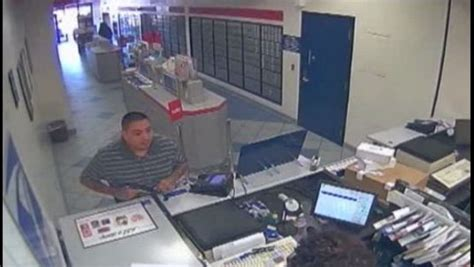 Usps Garden Grove by Garden Grove Post Office Robbery Suspect Arrested