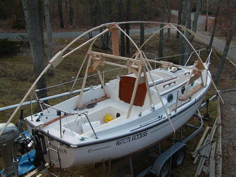 sailing boat covers new boat cover frame