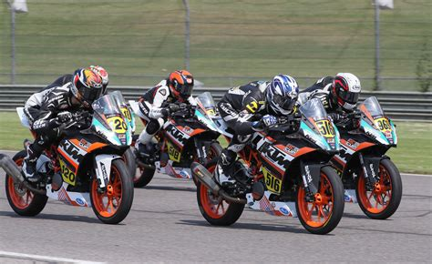 Ktm Racing Auto Buzz Ktm Announces Contingency Program For 18